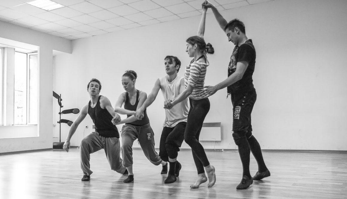 Iliev Dance 5x5+1 dance team